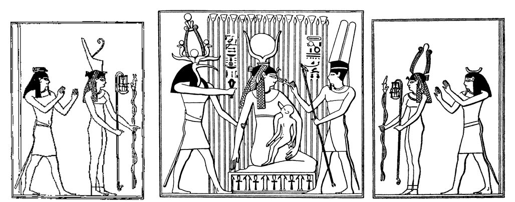 Birth of Heru