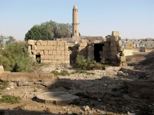 The Temple of Isis at Shenhur