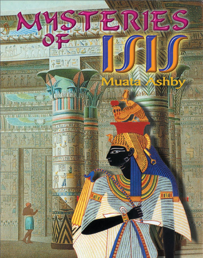 Mysteries of Isis cover 2002